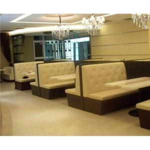 框架结构对西餐厅沙发质量的影响