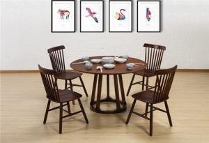 辨别实木餐椅质量的方法